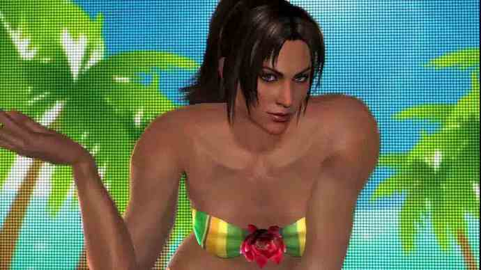Tekken Tag Tournament 2 Swimsuit trailer