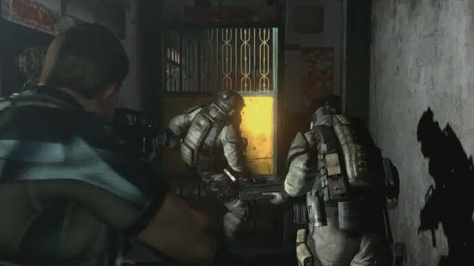 Vídeo: Gameplay de Chris en Resident Evil 6