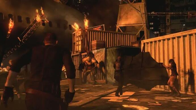 Vídeo: Gameplay de Jake en Resident Evil 6