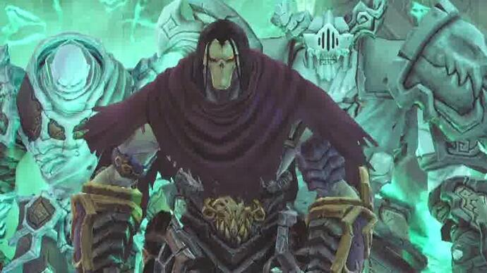 Darksiders 2 gameplay trailer