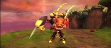 Skylanders Giants presenterar Swarm