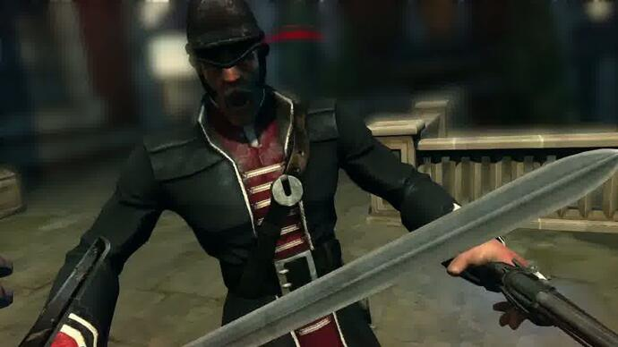 Vídeo: Gameplay de Dishonored