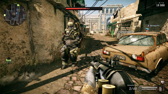 Warface PvE Co-Op Gameplay Video