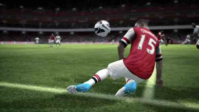 FIFA 13 Gamescom trailer