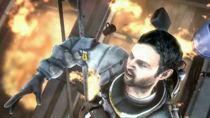Dead Space 3 Gamescom trailer