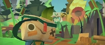 Tearaway - gamescom-Trailer