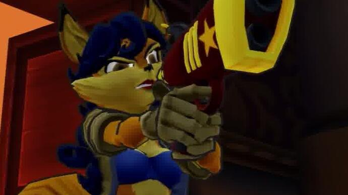 Sly Cooper: Thieves in Time GamescomTrailer
