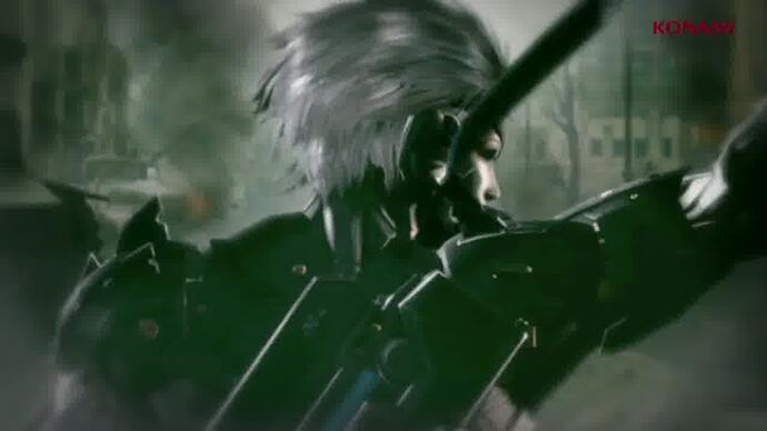 Metal Gear Rising: Revengeance Gamescom trailer