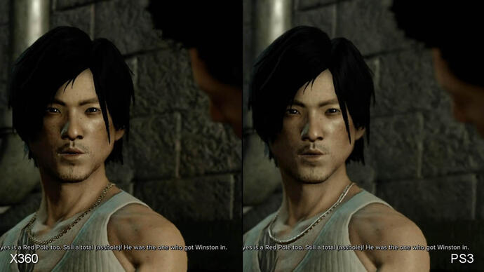 Sleeping Dogs Face-Off: Xbox 360 vs. PS3Video