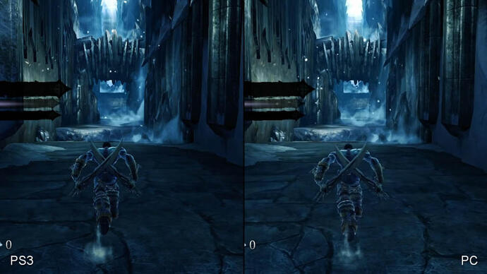 Darksiders 2: PS3 vs. PC Face-Off Video