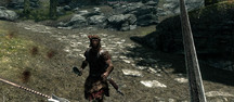 Skyrim - D�mo Dolby Audio Processing Technology - Vid�o