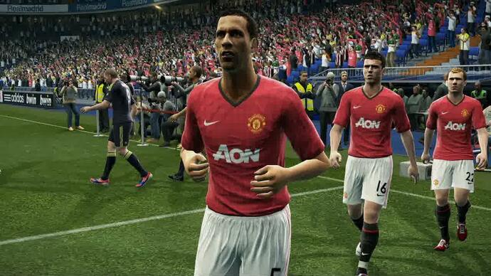 Vídeo gameplay de PES 2013 Xbox 360