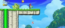 New Super Mario Bros. U - Gameplay
