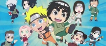 Naruto SD: Powerful Shippuden - Trailer