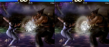 Tekken Tag Tournament 2 - V�deo Xbox 360 vs. PS3