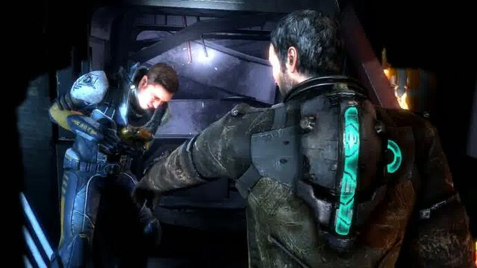 Dead Space 3 - 15 minutos de gameplay em Eudora