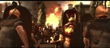 F�rsta trailern f�r Total War: Rome 2