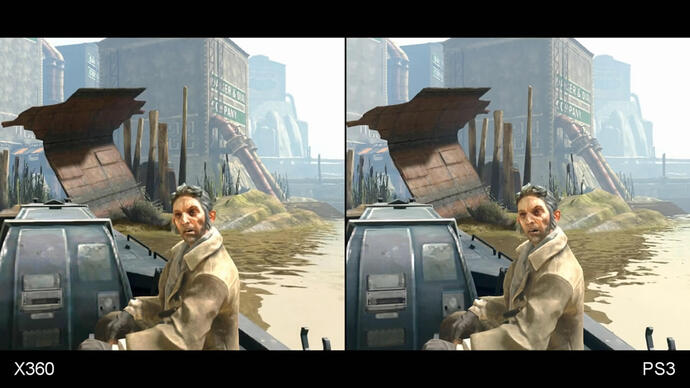Dishonored Xbox 360 vs. PlayStation 3 Face-Off Video