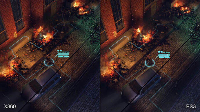 XCOM Xbox 360 vs. PlayStation 3 Face-Off Video