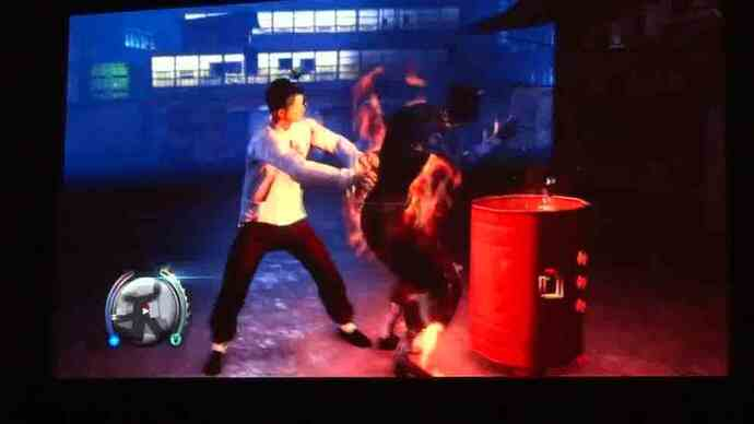 Sleeping Dogs - Gameplay de Nightmare in North Point