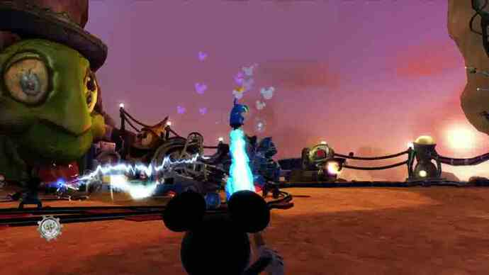 Epic Mickey 2 The Power Of Two - Trailer sobre pintar e apagar