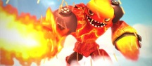 Kolla in Hot Head fr�n Skylanders Giants