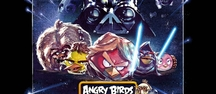 Angry Birds: Star Wars R2-D2 and C-3PO gameplay