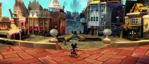 Spelsekvenser fr�n Epic Mickey 2: The Power of Two