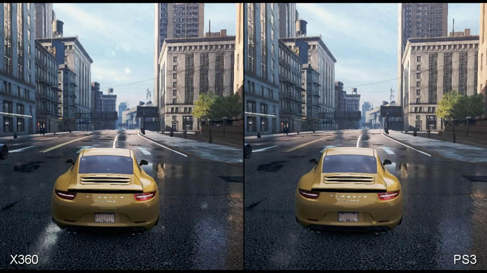 Face-Off: Need for Speed: Most Wanted • Eurogamer net