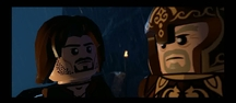 LEGO Der Herr der Ringe - Elfmin�tiges Gameplay-Video