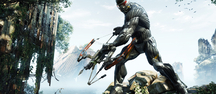 Crysis 3  - alpha gameplay video