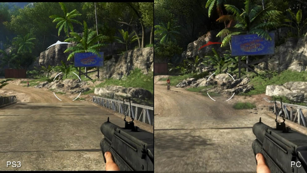 far cry 3 ps3 1080p or 720p