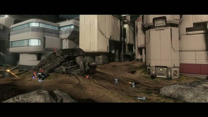 Halo 4 - Trailer do pacote de mapas Crimson