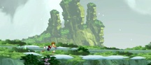 Rayman Jungle Run - Trailer da atualiza��o