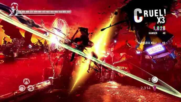 DmC Devil May Cry - Trailer Joguem com Estilo