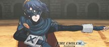 TV-reklam f�r Fire Emblem: Awakening