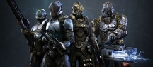 DUST 514: Trailer lan�amento Open Beta