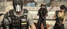 Se stora explosioner i Army Of Two: The Devil's Cartel