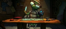 Sly Cooper: Thieves In Time - Bentley Vignette