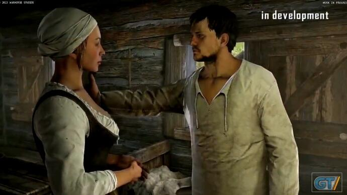 15 seconds of Kingdom Come: Deliverance gameplay