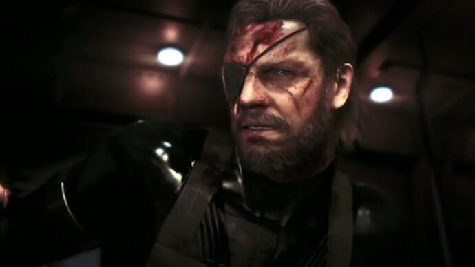 Metal Gear Solid 5: The Phantom Pain -Trailer