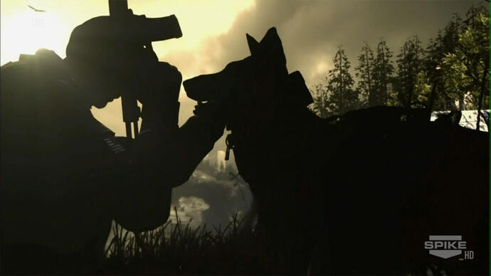 Call of Duty: Ghosts Trailer at 720p60