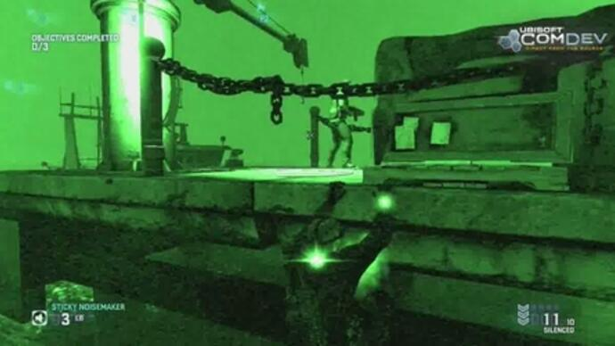 Splinter Cell: Blacklist - Koop-Gameplay-Video