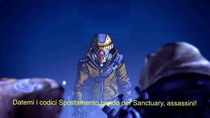 Un trailer cinematico per Borderlands 2