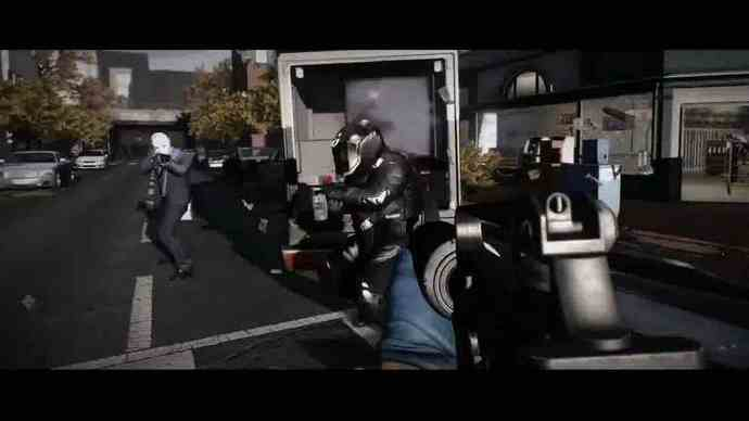 PayDay 2 - Trailer Armored Transport