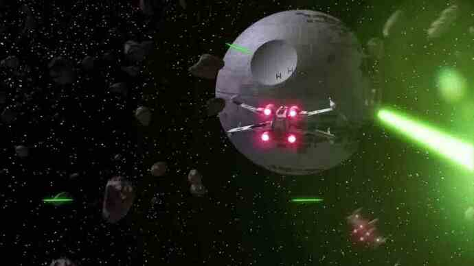 Il primo trailer di Star Wars: Attack Squadrons