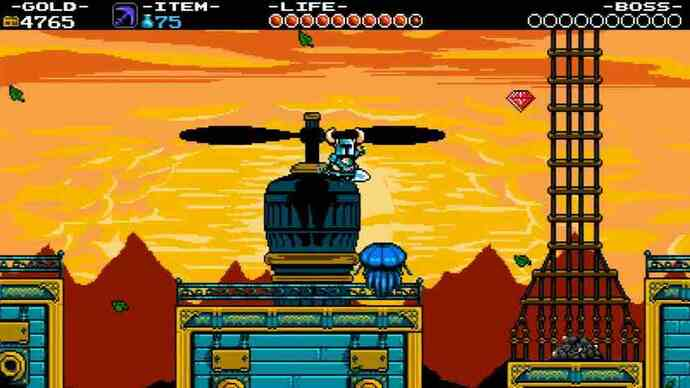 Trailer di lancio di Shovel Knight
