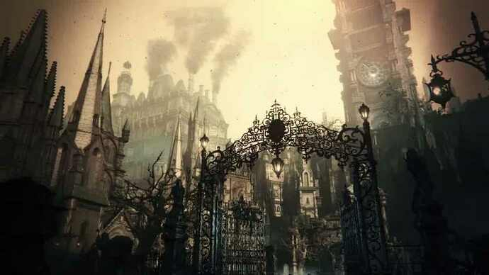 Il gameplay di Bloodborne alla Gamescom 2014