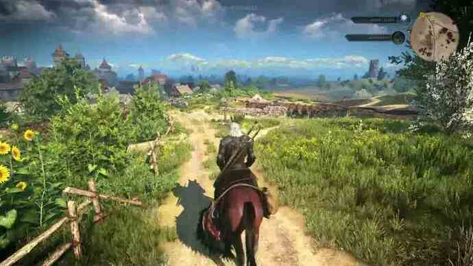 The Witcher 3: Wild Hunt trailer: 35 minuten gameplay vanaf Gamescom