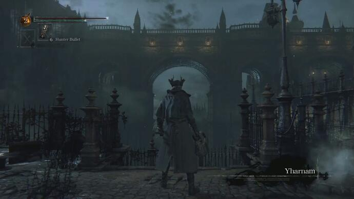 Gameplay da demo do espectacular Bloodborne